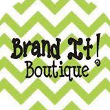 Brand it boutique logo