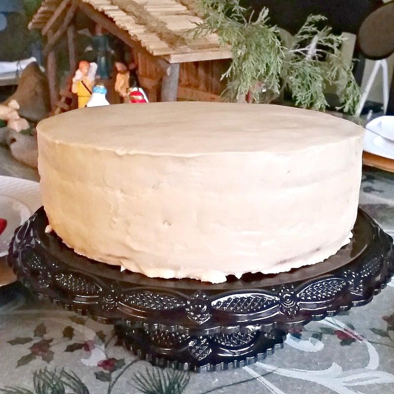 Best Ever Caramel Cake Recipe