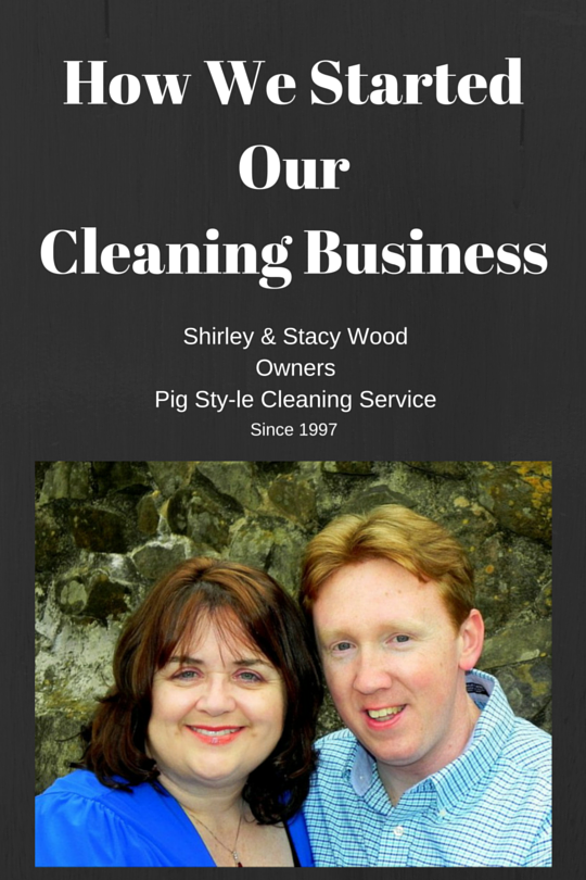How We Started Our Cleaning Business. The Why, How and more detailed info on starting our cleaning business. Includes our successes, failures and where we are now. Free advice on How To Start A Cleaning Business #startupbusinessidea