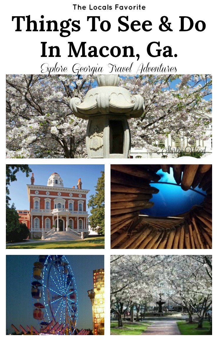 Local Favorite Things To See and Do in Macon, Ga.