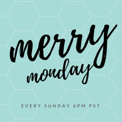 Merry Monday Link Up Party 232