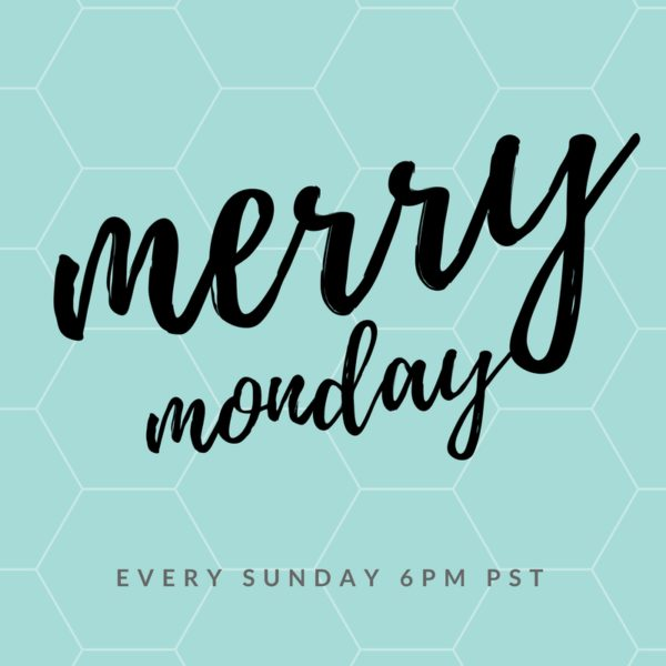 Merry Monday Link Up Party