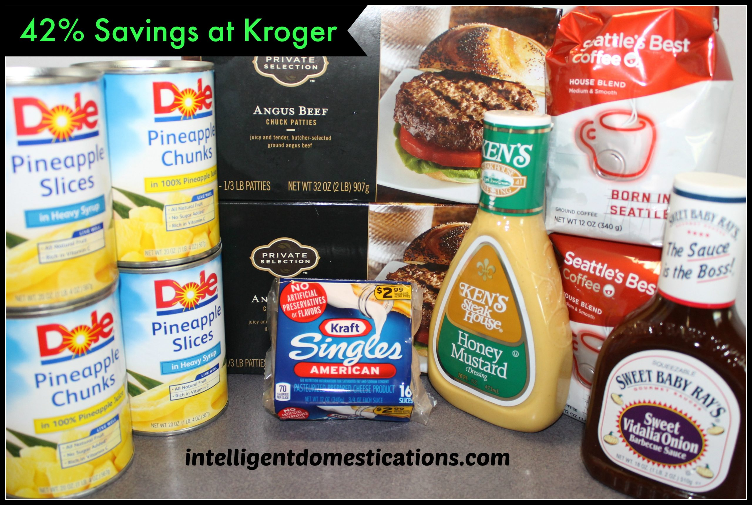 Coupon Savings Weekly Totals