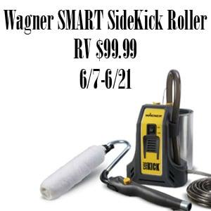 Wagner SMART Sidekick Roller Giveaway