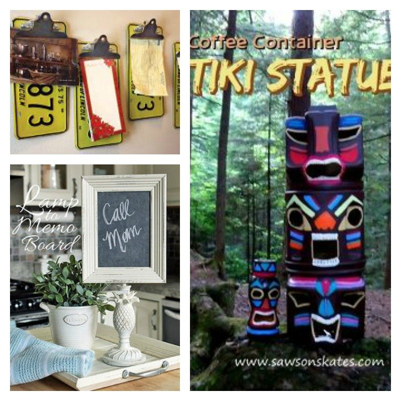 Find these repurpose ideas all on Hometalk
