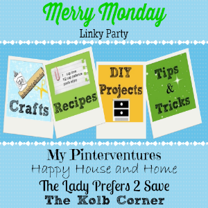 Merry Monday Link Party #20