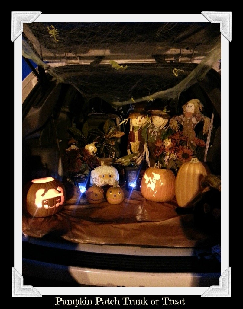More Fun Trunk or Treat Decor Ideas. Trunk or Treat Ideas. How to decorate your car for Trunk or Treat
