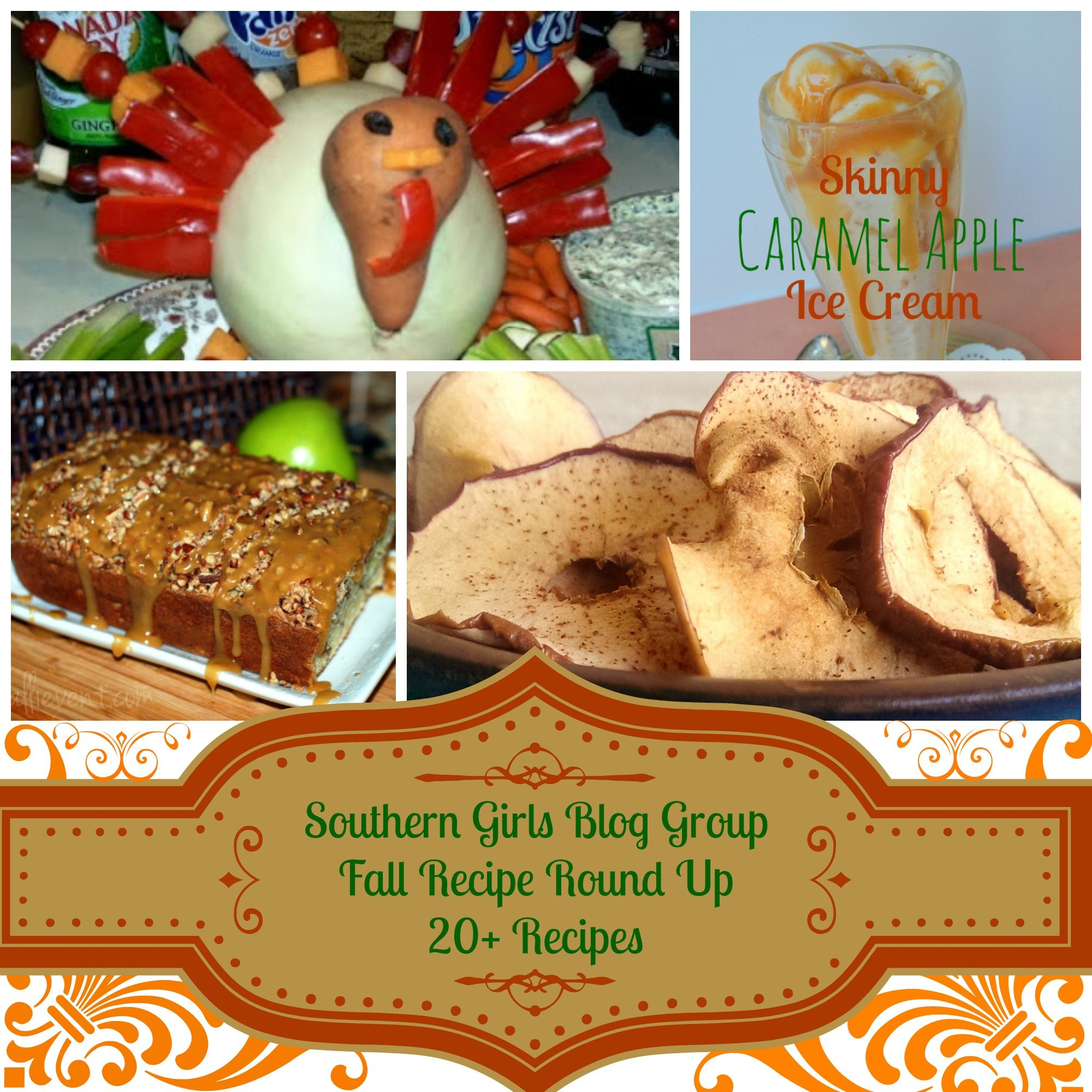 Southern Bloggers Fall Recipes RoundUp