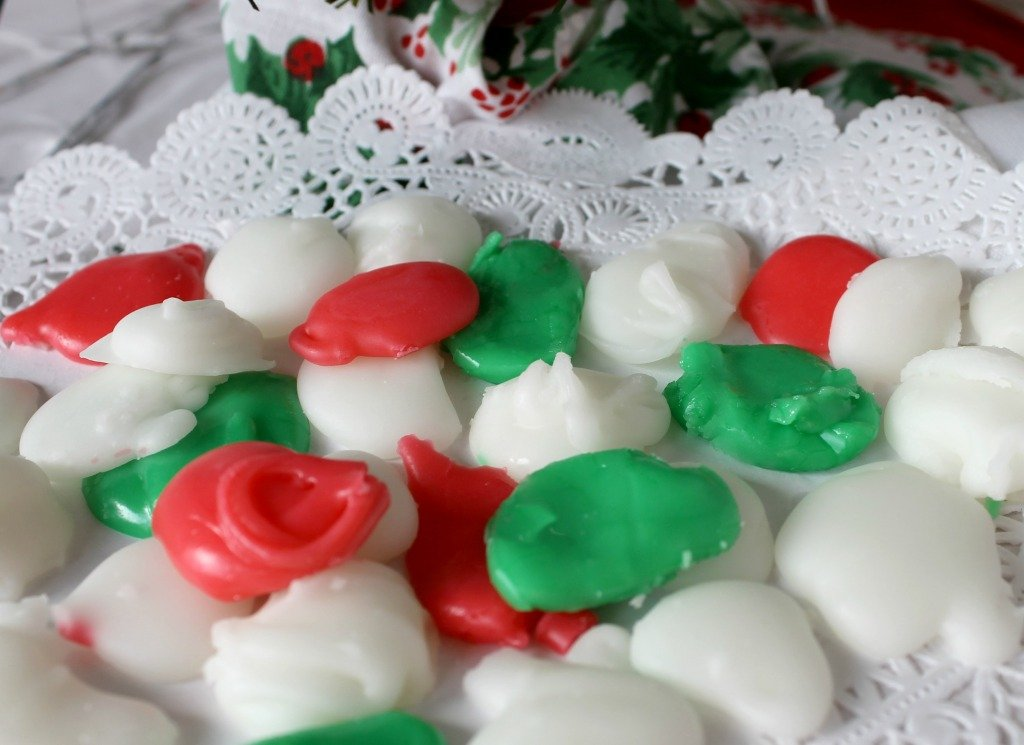 Homemade Peppermints. Find this recipe and more along with lots of ideas for the home at www.intelligentdomestications.com