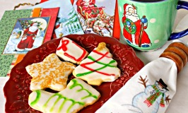 old fashioned tea cake christmas cookies intelligent domestications