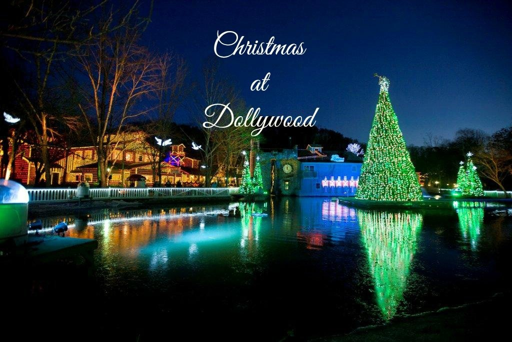 Christmas at Dollywood. Dollywood is a magical place at Christmas. Our visit to Dollywood during the Christmas season. Photo of Dollywood at Christmas