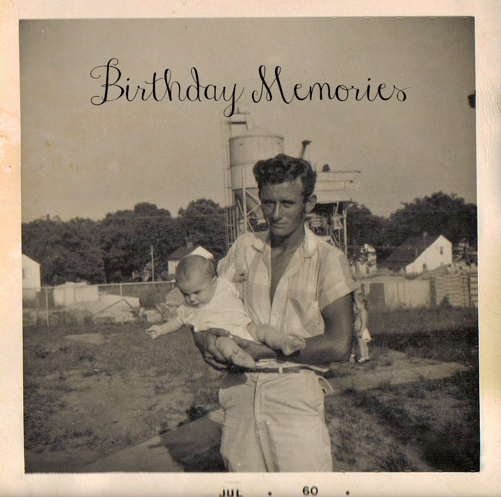 Birthday's Spark Memories