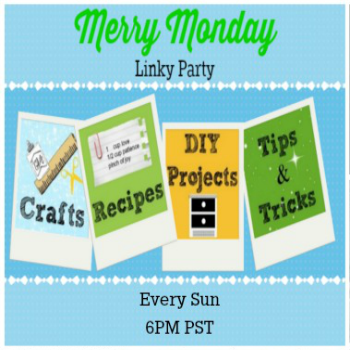 Merry Monday Linky Party #38
