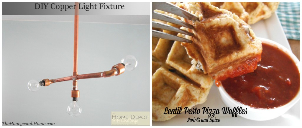 MM Features #42 Copper Light and Lentil Pesto Pizza Waffles