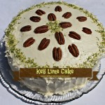 Stacy's Key Lime Cake at www.intelligentdomestications.com