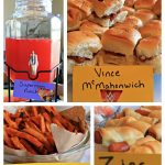 Planning a Wrestlemania party is always the most fun. With WWE Pun Named party food and drinks, we know the menu will be yummy. This is one of our Wrestlemania parties with all the food and decor ideas. #WWEparty