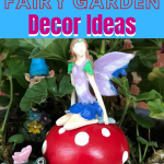 How to make miniature accessories for your Fairy Garden. 10 Clever Ideas for Fairy Garden accessories you will love. #fairygarden