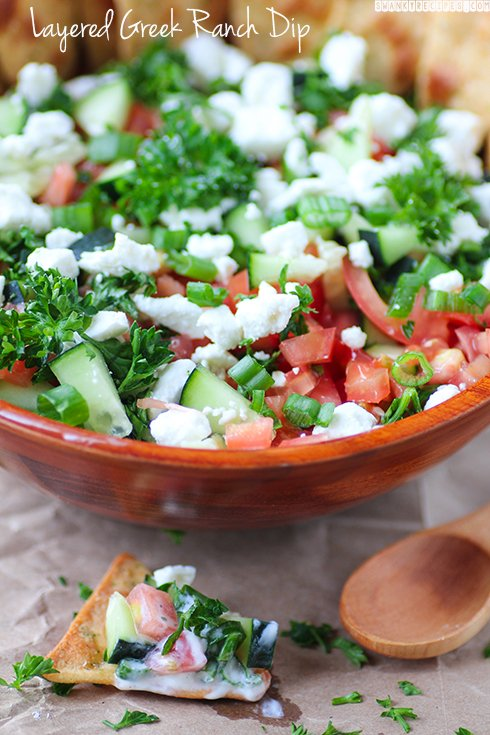 Layered-Greek-Ranch-Dip