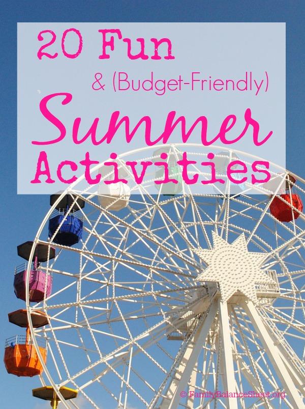 20-Fun-Budget-Friendly-Summer-Activities