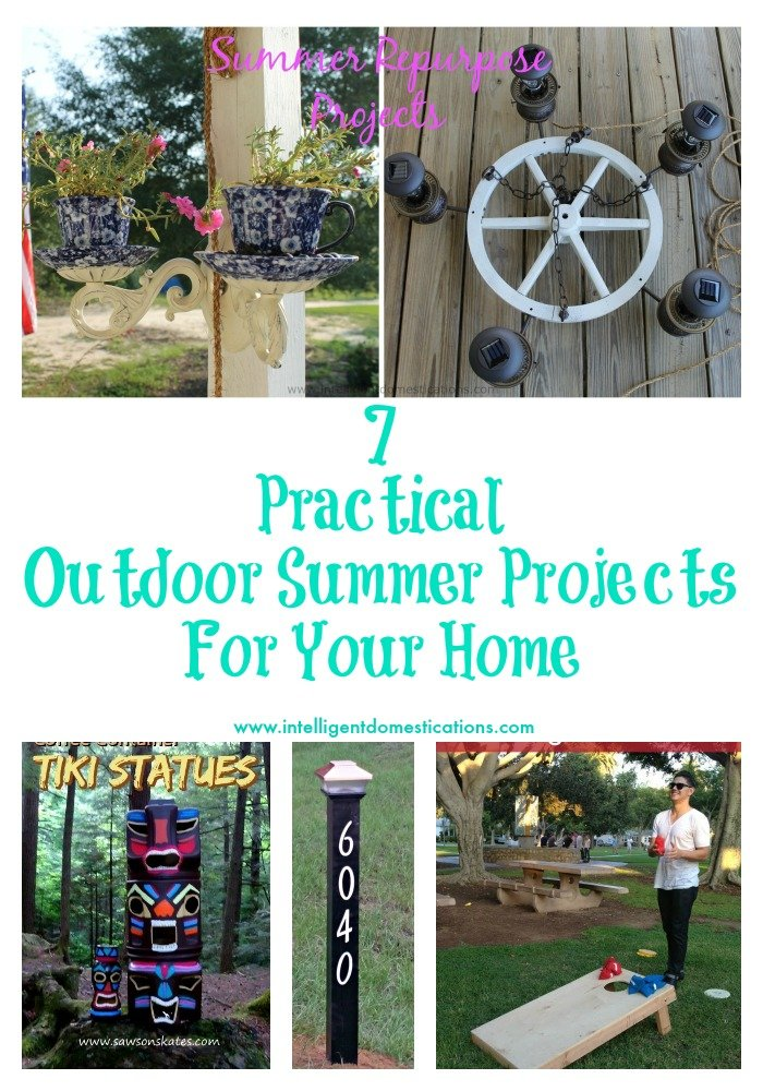7 Practical Outdoor Summer Projects For Your Home