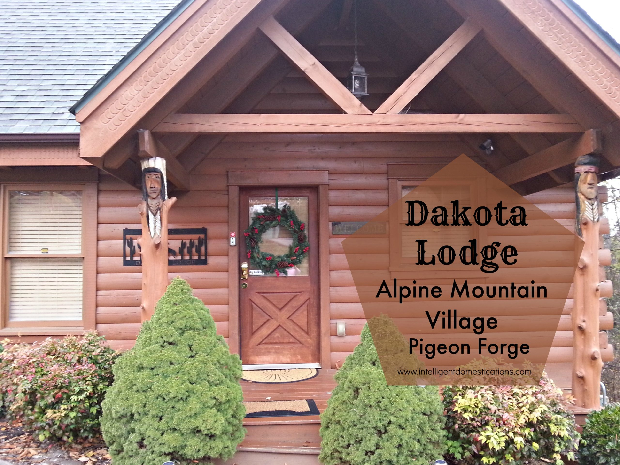 Dakota Lodge Alpin Mountain Village Pigeon Forge Tennessee Review