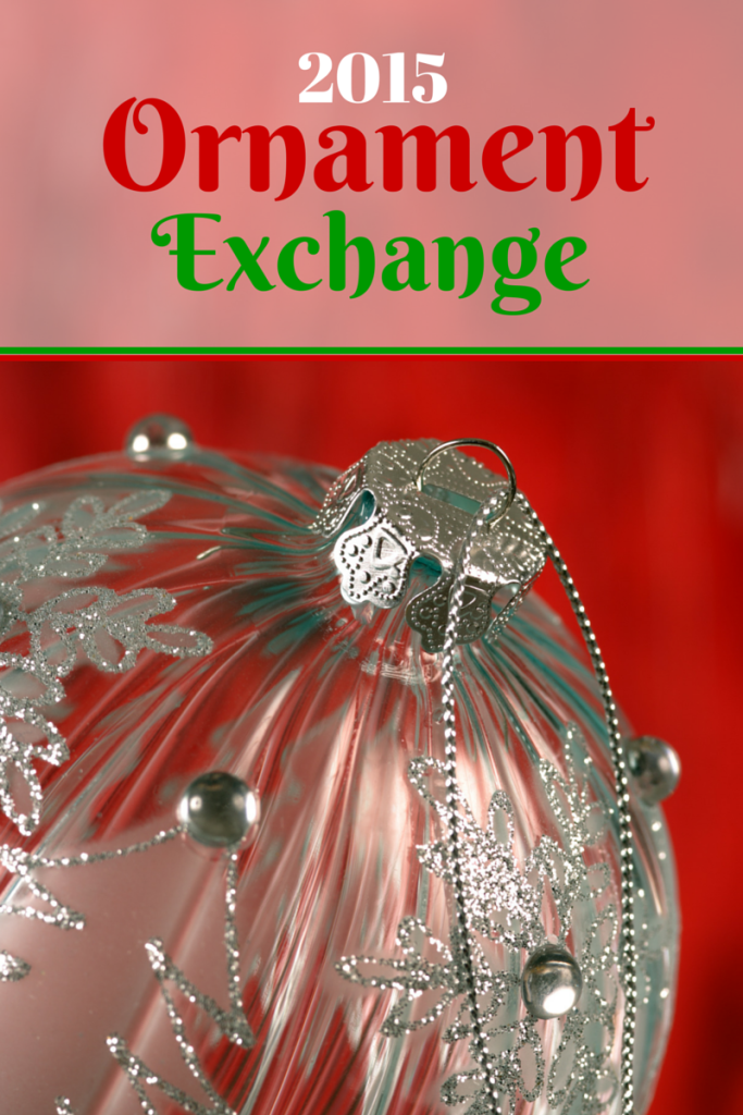 Blogger Opp 2015 Ornament Exchange Sign Ups