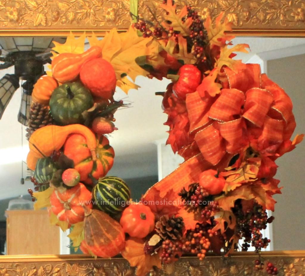 Cornucopia Wreath 2015.intelligentdomestications.com