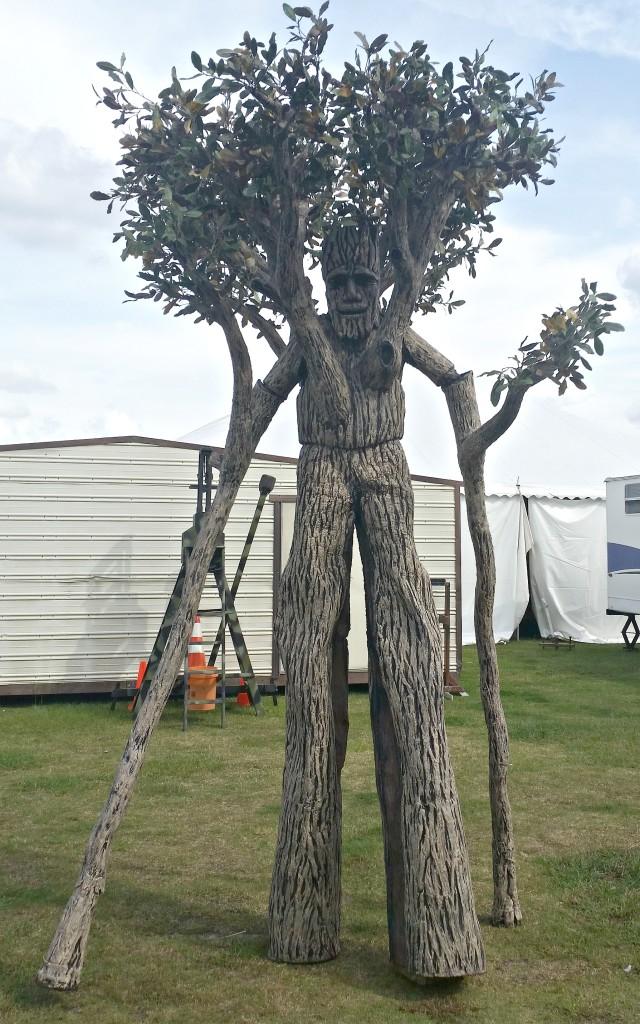 Tree of Life at the Georgia National Fair 2015
