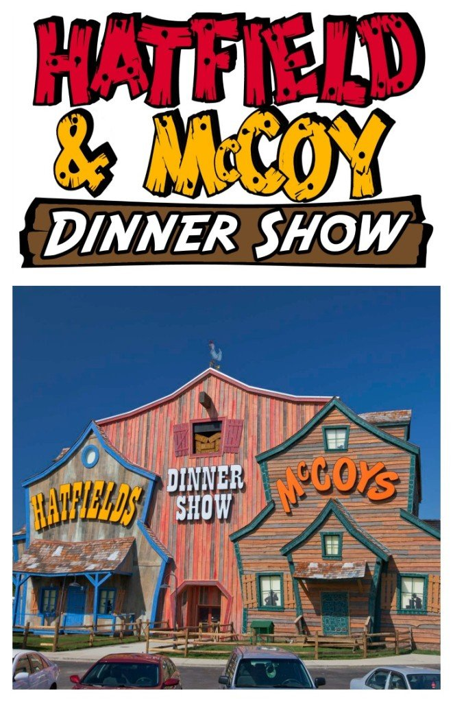 Hatfield & McCoy Dinner Show Review at intelligentdomestications.com