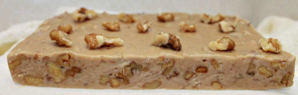 Maple Walnut Fudge Recipe 2.www.intelligentdomestications.com