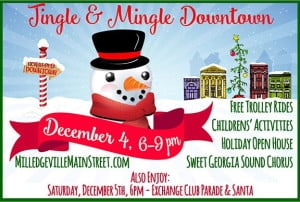 Milledgeville Jingle and Mingle