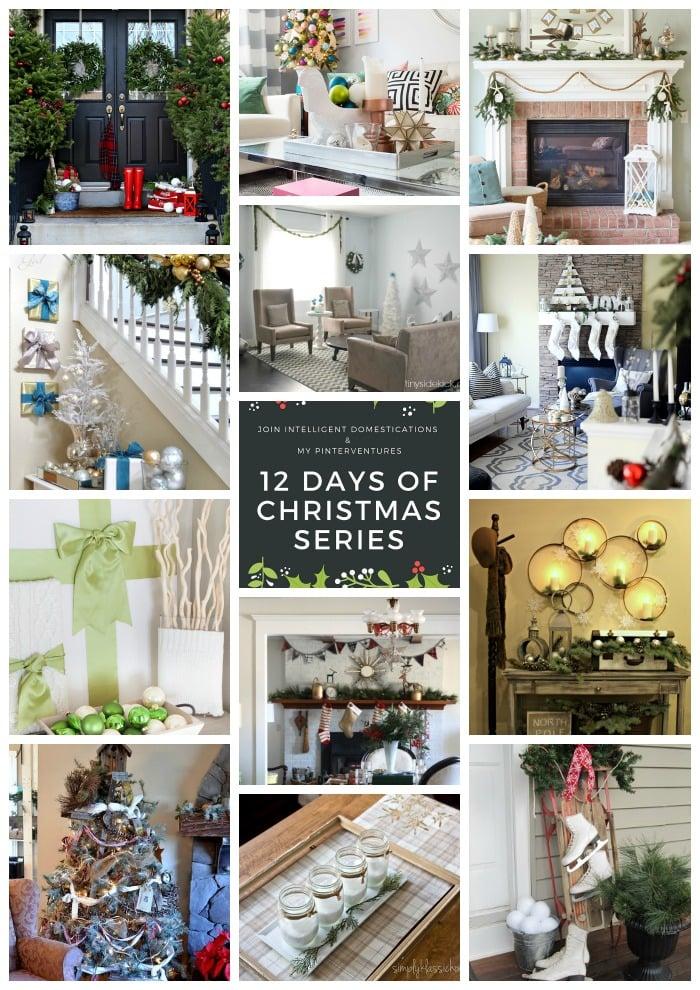 12 Inspirational Christmas Home Tours