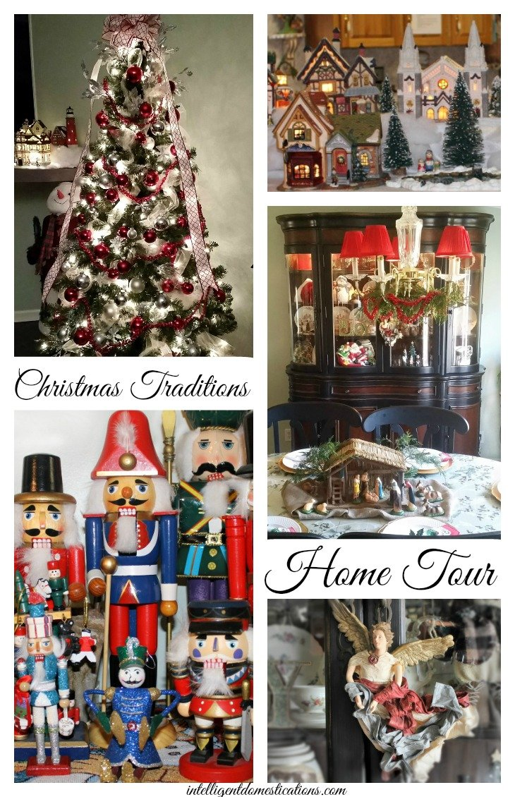 Christmas Home Tour 2015. 730x1130.intelligentdomestications.com