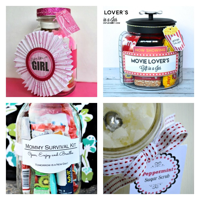 Clever Gifts in a Jar Ideas.1