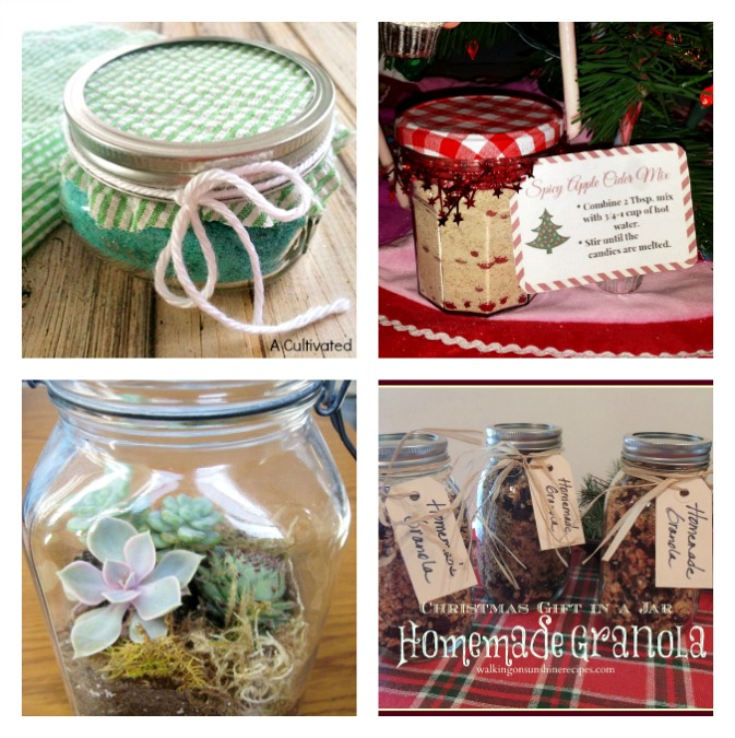 Clever Gifts in a Jar Ideas.2