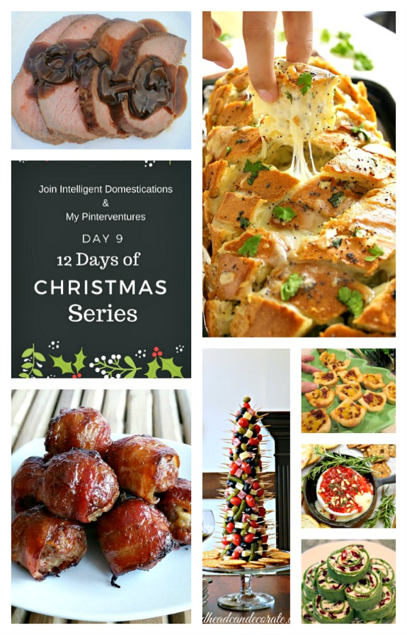 12 Festive Party Foods