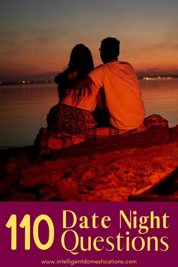 Get the conversation flowing with these Date Night Questions. Get to know your partner better by asking provoking questions. Use conversation to grow your relationship. Long distance car trips are a great time to ask each other deep questions. Ice breaker questions for couples.
