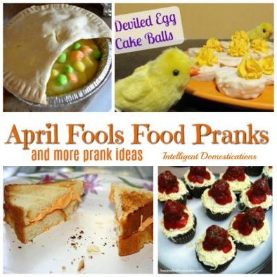 25 Harmless April Fools Pranks