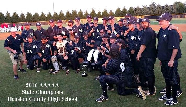 2016 GHSA AAAAA State Champions