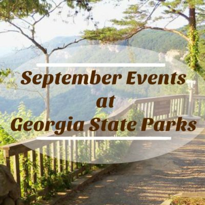 September Events At Georgia State Parks