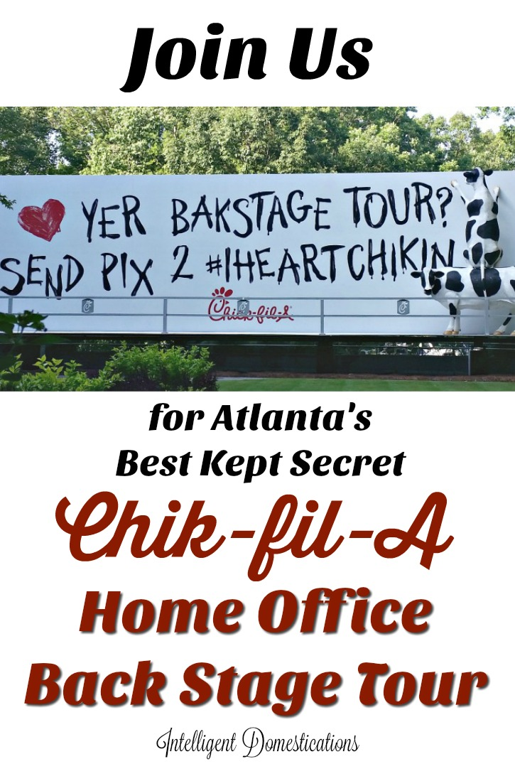 Chick Fil A Home Office Backstage Tour in Atlanta, Ga. #chikfila #hobst. join-us-for-atlantas-best-kept-secret-the-chik-fil-a-home-office-back-stage-tour-intelligentdomestications-com