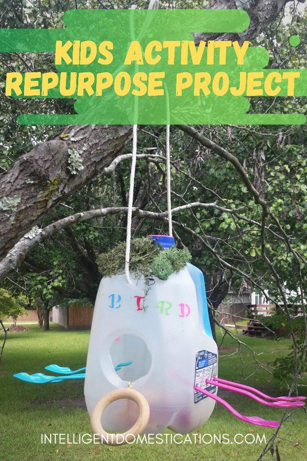 Kids Activity Repurpose Project