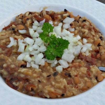 Old Fashioned Southern Hoppin John