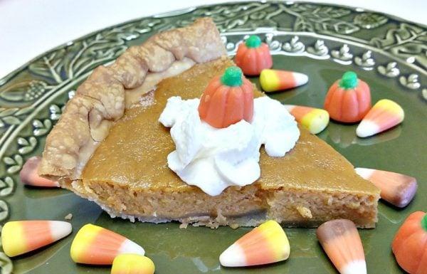 Classic Pumpkin Pie Recipe