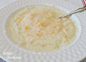 The secret to cooking good grits. How to cook grits.