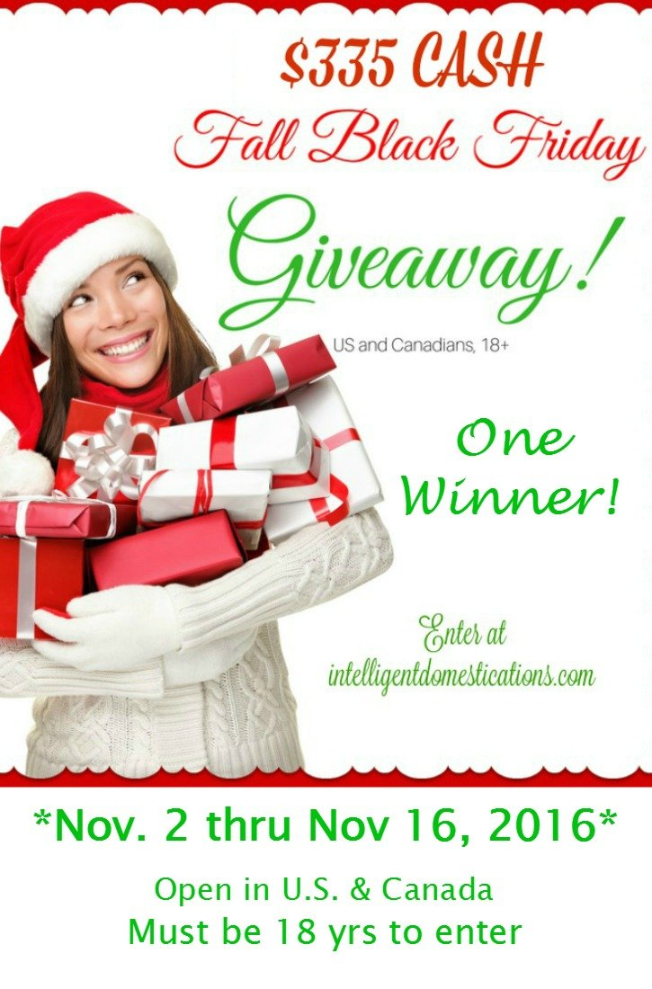 black-friday-335-paypal-cash-giveaway-enter-to-win-at-intelligentdomestications-com
