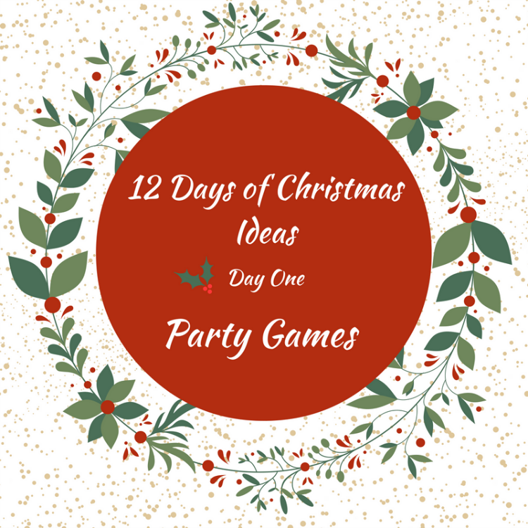 12 Hilarious Christmas Party Games | Intelligent Domestications