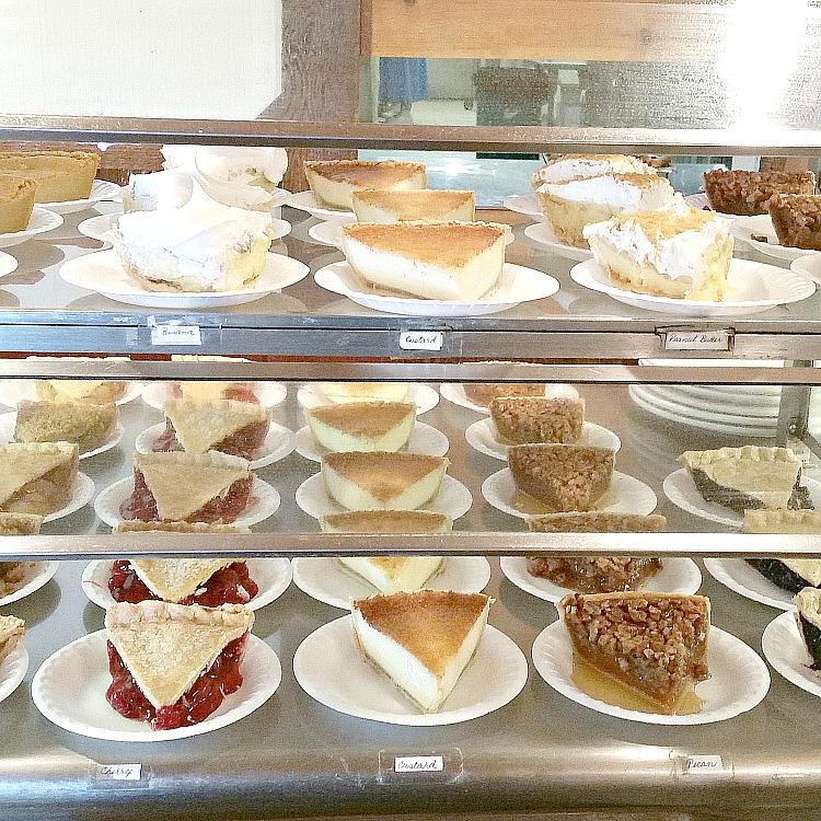 dessert-selections-on-the-bar-at-the-mennonite-restaurant-in-montezuma-ga