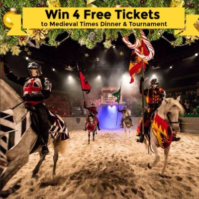 Medieval Times Coupon Code