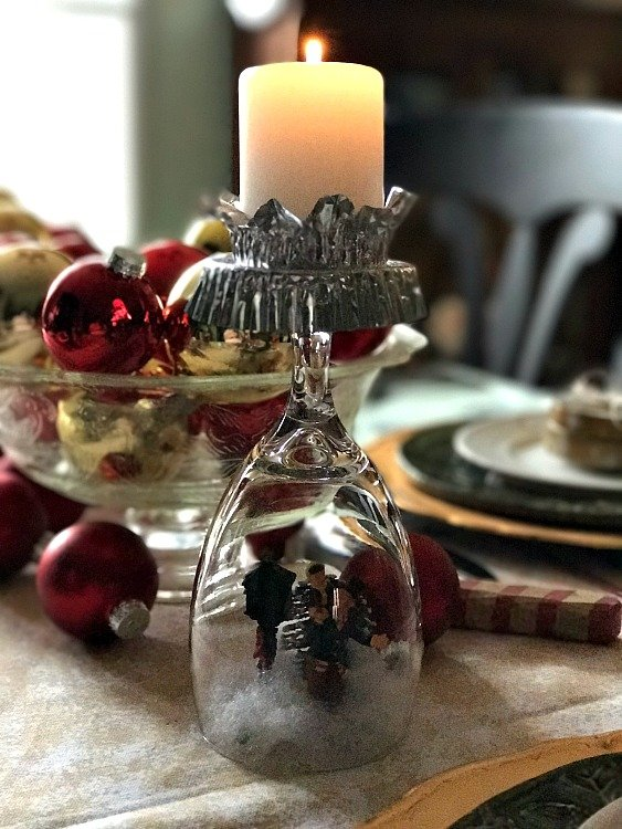 diy-glass-snowglobe-with-a-christmas-scene-are-a-pretty-addition-to-your-table-decor